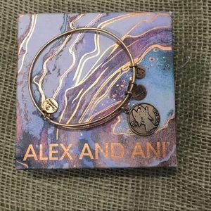 Alex and Ani Virgo Bracelet